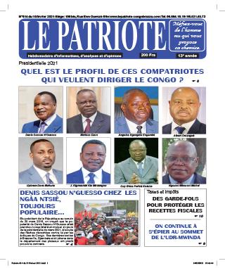 Cover Le Patriote - 614