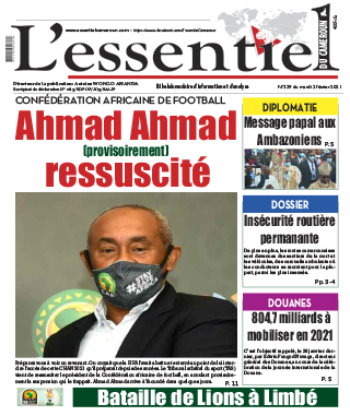 Cover L'Essentiel du Cameroun - 329
