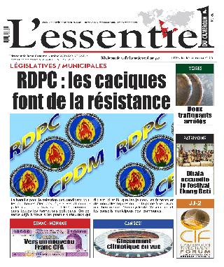 Cover L'Essentiel du Cameroun - 272