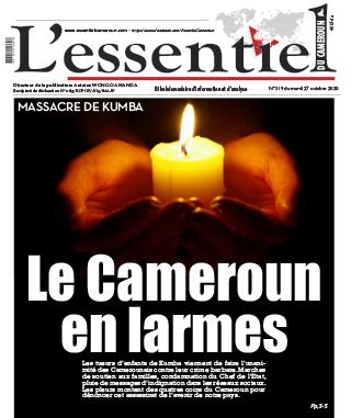 Cover L'Essentiel du Cameroun - 319