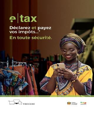 Cover Ministère des Finances et du Budget - 3