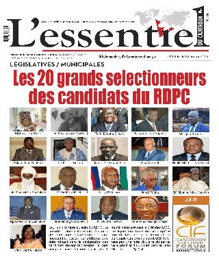 Cover L'Essentiel du Cameroun - 271