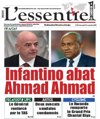 Cover L'Essentiel du Cameroun - 322