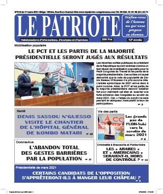 Cover Le Patriote - 616
