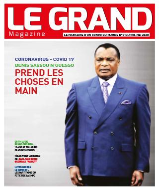 Cover Le Grand Magazine - 13